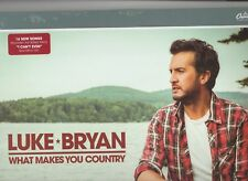 Luke Bryan What Makes You Country Two Lp 180 gram Vinyl w/Most People Are Good