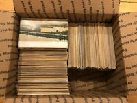 Large Lot of 1000+ Vintage Early and Mid-1900s New York Postcards