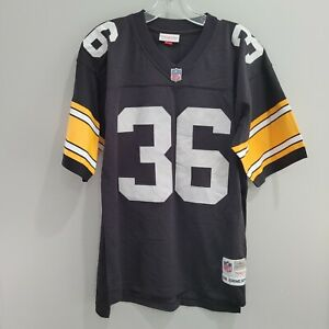 Mitchell & Ness NFL Pittsburgh Steelers Jerome Bettis 36 Throwback Jersey 40 M