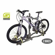 Swagman G10 2 Bike Carrier with new 2016 updated locks 64682