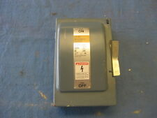 Used  ITE Siemens Enclosed Switch  60 amp 240V Non Fused  Gen.Duty Vacu-Break