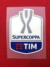 Patch Badge Supercoppa TIM Italia maglia Lega Calcio Uff.le 17/18 Juventus Lazio