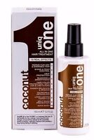 REVLON UNIQ ONE 10 IN 1 COCONUT HAIR TREATMENT 5.1 OZ FREE AND FAST 1-3 DAY SHIP