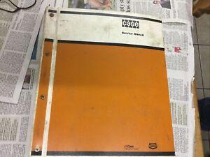 CASE 1150B CRAWLER TRACTOR Service Manual