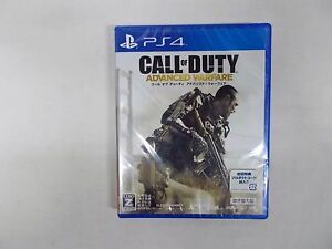 PlayStation4 -- Call of Duty Advanced Warfare -- New. PS4. JAPAN GAME. 63120