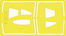 EDUARD JX030 Masking Sheet for Tamiya Kit F-14A in 1:32