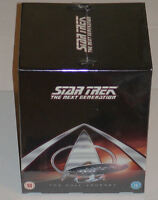 Star Trek: The Next Generation ( TNG ) Completo Temporadas 1,2, 3,4, 5,6, 7 DVD