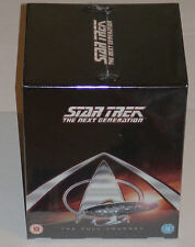 Star Trek: The Next Generation (TNG) Complete Seasons 1,2,3,4,5,6,7 DVD SEALED