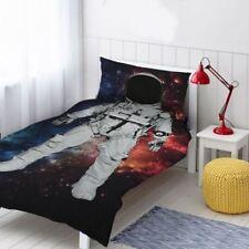 Ropa de cama para niños de fútbol de color principal multicolor
