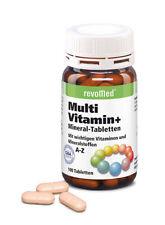 Multivitamine Mineralstoffe A-z 100 TBL ASCO Revomed