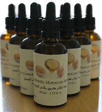Pure Organic Cosmetic Argan Oil 50ml 1.75 fl oz. - Cold Pressed