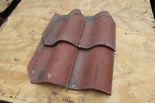 Ludowici Reclaimed Spanish Roofing Tile Clay Red