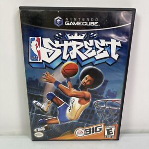 NBA Street (Nintendo GameCube, 2002) Complete Tested Works