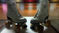 Roller Figure Skates Riedell boot size 5, Atlas Plate old school jam, Dance