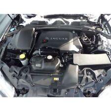 2010 Jaguar XF 3,0 V6 D Diesel Motor Engine AJ-V6D AJV6D 275 PS
