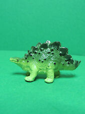 "Schleich 17003-4 ""Volvic"" Promo Werbe Stegosaurus AUTHENTICS serie By Safari LTD"