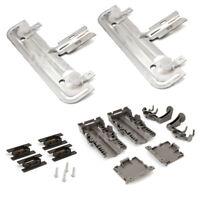 W10712394 Dishwasher Upper Rack Adjuster Kit Whirlpool Kitchenaid AP5956100