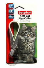 Colliers, médailles et grelots en velours pour chat