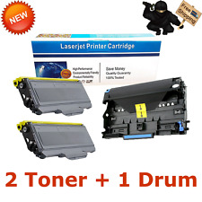 2x TN-360 330 Toner 1x DR-360 Drum For Brother MFC-7345DN MFC-7340/7440 HL-2170W