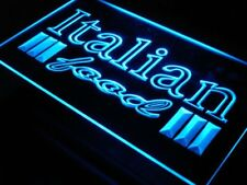 i114-b Italian Food Restaurant Neonschild NR Light Sign