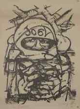SCARPITTA SALVATORE (New York 1919 , 2007) Litografia su carta 77x57 cm