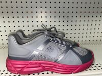 Nike Lunar Victory Hyperfuse Womens Athletic Running Shoes Size 8.5 Gray Pink