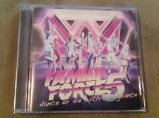 Dance or Die with a Vengeance by Family Force 5 (CD, May-2009, Transparent Musi…