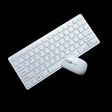 NEW Mini 03 2.4G DPI drahtlose Tastatur und optische Maus Combo für Desktop TP