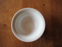 "MSE Martha Stewart CLASSIC OFF WHITE Soup Cereal Bowl 6 1/2"" 1 ea  4 available"