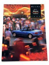 1995 Mazda Mx-5 Mx5 Miata 12-page Original Car Sales Brochure Catalog