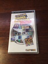 Capcom Classics Collection Remixed (Sony Playstation Portable, PSP) NTSC