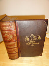 1873 - Hitchcock's New and Complete Analysis of the Holy Bible, Johnson's Maps