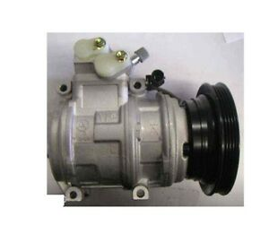 For Plymouth Laser 91-94 A/C Compressor w/ Clutch MB 609192 Denso Remanufactured