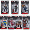Marvel Legends Black Widow Wave 1 (Crimson Dynamo BAF) Set of 7