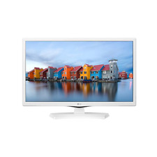"LG 24LJ4540-WU 24"" 720p LED TV White HDMI"
