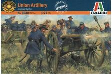 Italeri Union Artillery American Civil War Figuren Figur 1:72 Art. 6038