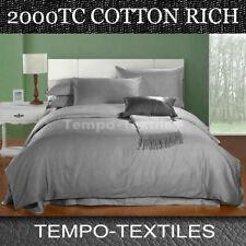 Unbranded Cotton Blend Bedding Sheets