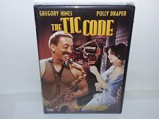 The Tic Code (DVD, Full Screen, Canadian) NEW - No Tax