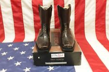 Bottes Buttero boots N.42 (Cod.STN201) camperos cow-boy western homme Neuf