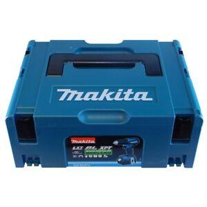 Makita MAKPAC 2 Leerkoffer Größe 2 mit unters. Aufkleber 821550-0 Makpac