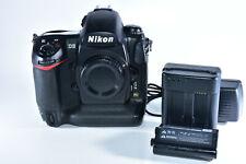 Nikon D3 12MP Digital SLR Camera Body - Full Frame FX (Shutter=15k) READ