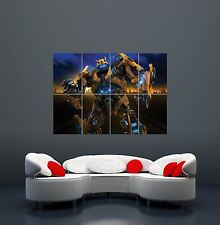 Bumblebee Transformers Giant Wall Art Print Poster Picture WA 106