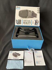 Trust Urban Exos 3D Universal VR Virtual Reality Glasses Upto 6-Inch Smartphone