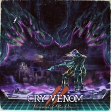 JAPAN CD CRY VENOM Vanquish The Demon with Bonus Track