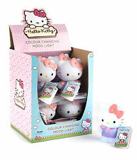 Hello Kitty Colour Changing Mood Light Night Light Rainbow Effect FREE DELIVERY