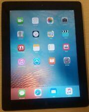 Apple iPad 3rd Generation 16GB, Wi-Fi + Cellular (AT&T), 9.7in - Black (A1430)