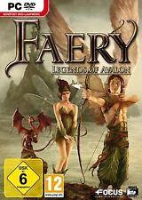 Faery-Legends of Avalon de Morphicon | Game | estado bien