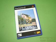 Lake Masters EX Sony PlayStation 2 PS2 Game - Midas Interactive Entertainment