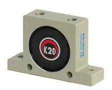 Findeva K20 Industrial Pneumatic Ball Vibrator. Made in Switzerland. K-Series