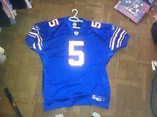 Authentic Buffalo Bills Trent Edwards Size 54